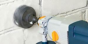 Bohrkronen zum Löcher in Mauerwerk bohren