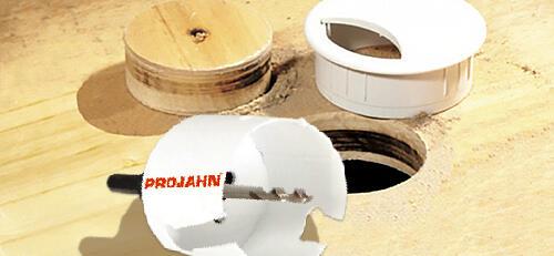 Bi-Metall-Lochsägen und Multi-Lochsägen von PROJAHN - Bi-Metall-Lochsägen und Multi-Lochsägen von Projahn bei Wefex