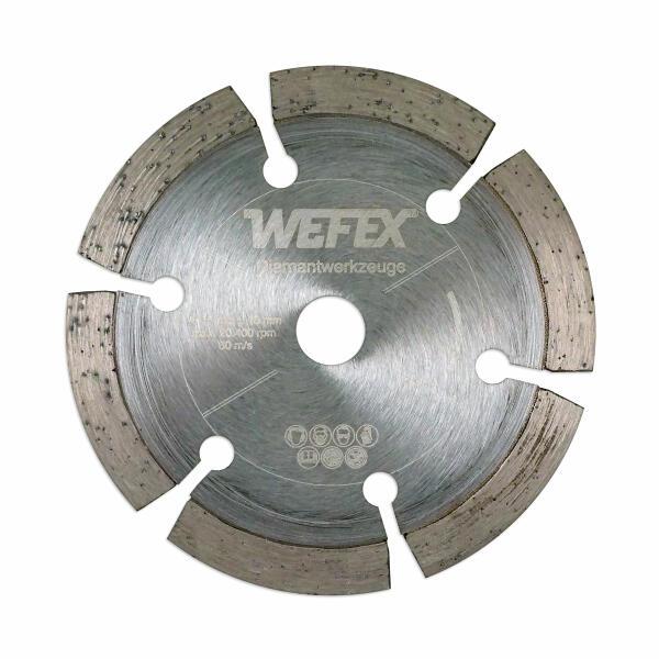 Diamant-Trennscheibe Speed-Beton Ø 75 mm Aufnahme 10,0 mm