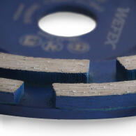 Diamant-Topfschleifer Classic doppelreihig Ø 180 mm Aufnahme 22,2 mm Bauhöhe 30 mm