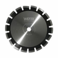 Diamant-Trennscheibe Laser-Asphalt 15 mm Segment Ø...