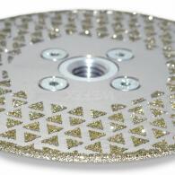Diamant-Trennscheibe Galvanic-Pro Naturstein Ø 150 mm M14 galvanisch