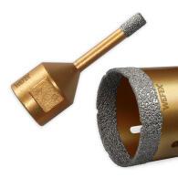 Diamant-Fliesenbohrkrone Vakuum-Profi Ø 6 -120 mm M14