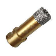 Diamant-Fliesenbohrkrone Vakuum-Profi Ø 20 mm M14