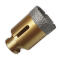 Diamant-Fliesenbohrkrone Vakuum-Profi Ø 45 mm M14