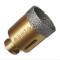 Diamant-Fliesenbohrkrone Vakuum-Profi Ø 55 mm M14