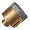 Diamant-Fliesenbohrkrone Vakuum-Profi Ø 65 mm M14