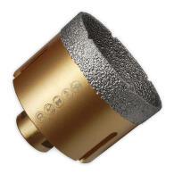 Diamant-Fliesenbohrkrone Vakuum-Profi Ø 75 mm M14