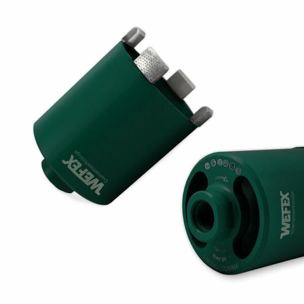Zentrierspitze 130 mm federnd für Staubabsaugung bis Dosensenker Nutzlänge 70 mm