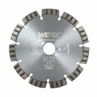 Diamant-Trennscheibe Laser-Turbo Ø 170 mm für...