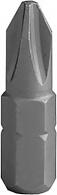 "PROJAHN Plus 1/4"" Bit PH0 L25 mm Phillips Nr. 1 100er-Pack"