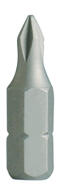 """PROJAHN Plus 1/4"""" Bit PZ3 L25 mm Pozidriv Nr. 3 100er-Pack"""