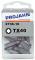 """PROJAHN Plus 1/4"""" Bit TORX® TX40 L25 mm 10er-Pack"""