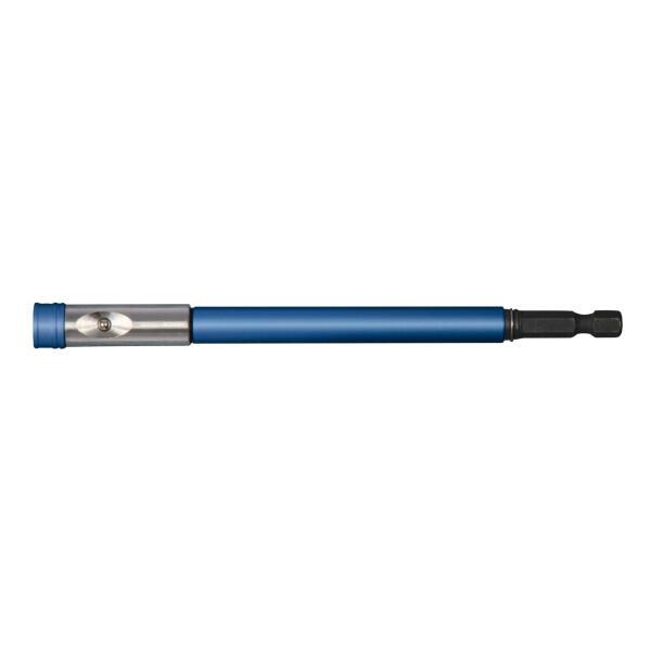 """PROJAHN Einhand-Bit-Halter 1/4"""" magnetisch 150 mm mit Schnelllöseknopf"""