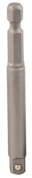 """PROJAHN Steckschlüssel-Bit-Adapter L100 mm für Stecknüsse 1/4"""""""