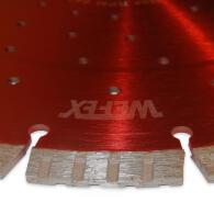 Diamant-Trennscheibe Supersonic Ø 300 - 350 mm Aufnahme 25,4 mm