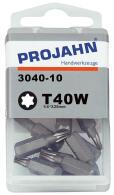 """PROJAHN Plus 1/4"""" Bit TORX® TX T40W konisch L25..."""