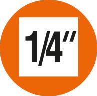 PROJAHN Bit-Halter mit Tiefeneinstellung magnetisch 6,3 /...