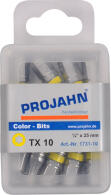 "PROJAHN Color-Ring 1/4"" markierter Bit TORX®..."