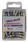 """PROJAHN Color-Ring 1/4"""" markierter Bit TORX® TX15 L25 mm 50er-Pack"""