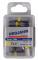 """PROJAHN Color-Ring 1/4"""" markierter Bit TORX® TX27 L25 mm 10er-Pack"""