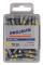 """PROJAHN Color-Ring 1/4"""" markierter Bit TORX® TX30 L25 mm 50er-Pack"""