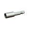 PROJAHN Stecknuss 10 mm Bit L 45 mm mit Dauermagnet metrisch und Zoll 6,3