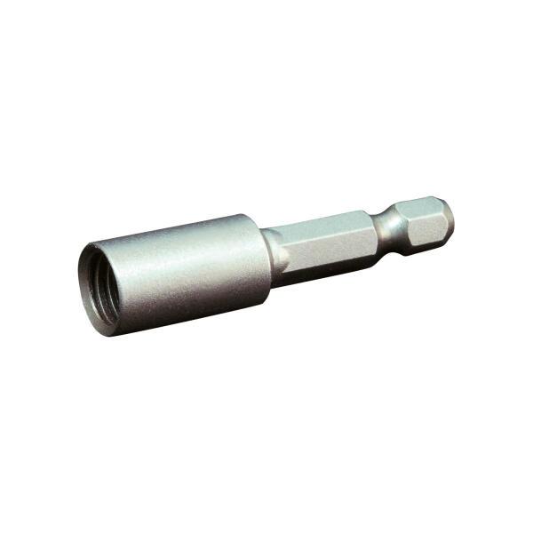 PROJAHN Stecknuss 13 mm Bit L 45 mm mit Dauermagnet metrisch und Zoll 6,3