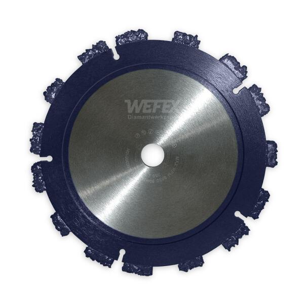 Spezial Trennscheibe Holz Root-Cutter Ø 300 - 350 mm Aufnahme 20,0 mm