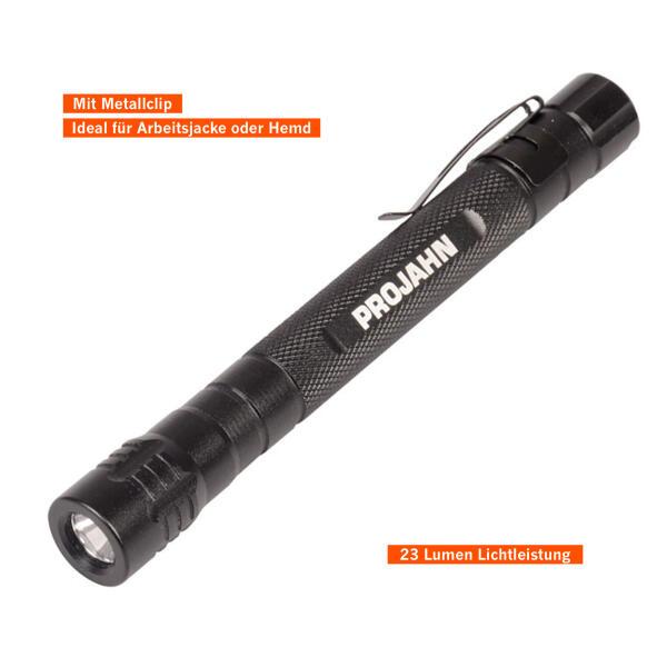 PROJAHN PROLUMAX Power-LED-Stiftlampe PJ23 IP54