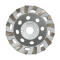 Diamant-Topfschleifer Beton Cup Spezial Ø 100 - 180 mm Aufnahme 22,2 mm Bauhöhe 21 - 30 mm