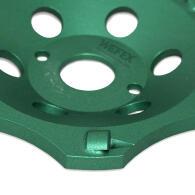 Diamant-Schleifteller PKD-Cup 6 Segmente Ø 125 mm...