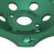 Diamant-Schleifteller PKD-Cup 6 Segmente Ø 125 mm Aufnahme 22,2 mm Bauhöhe 21 mm
