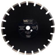 Diamant-Trennscheibe Asphalt-Profi Ø 400 mm Aufnahme 25,4 mm