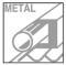 PROJAHN Spiralbohrer Set 19-tlg. HSS-Co 5% ATN DIN 338 Typ UF-L Ø 1 - 10 mm Zylinderschaft