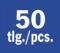 PROJAHN Spiralbohrer Set 50-tlg. HSS-Co 5% DIN 338 Typ UF-L Ø 1 - 5,9 mm Zylinderschaft
