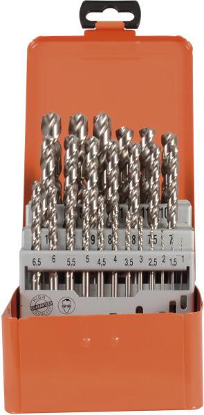 PROJAHN Speed Spiralbohrer Set 25-tlg. HSS-Co 5% DIN 338 Typ S Ø 1 - 13 mm Zylinderschaft