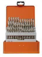 PROJAHN Turbo Spiralbohrer Set 41-tlg. HSS-G DIN 338 Typ...