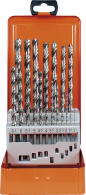 PROJAHN Spiralbohrer Set 19-tlg. HSS-G DIN 340 Typ N...