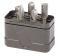 PROJAHN Hartmetall-Frässtifte Set 5-tlg. Form B/C/D/E/G/L mit Kreuzverzahnung Heavy Duty