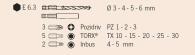 PROJAHN Bohrer-Bit Set 15-tlg. für Holz Ø 3 -...