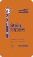 """PROJAHN Steinbohrer Set 8-tlg. Ø 3 - 10 mm 1/4"""" 6-kant Schaft E 6.3"""