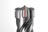PROJAHN ROCKET 5 Hammerbohrer Set 3-tlg. Ø 20-35 mm SDS-max