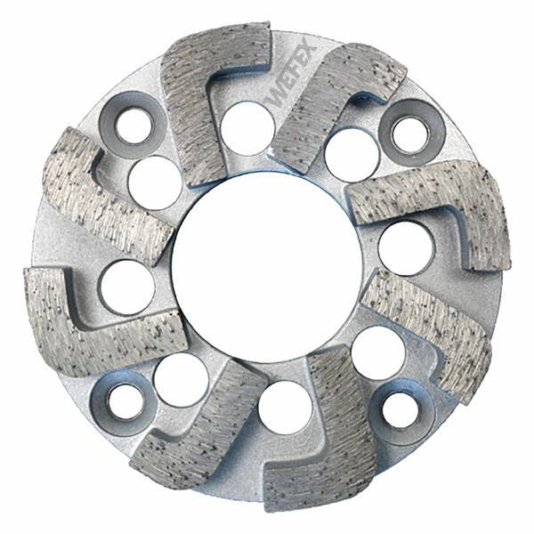 Diamantscheibe Beton-Hard Ø 84 mm für Protool/Festool Renofix RG/RGP 80