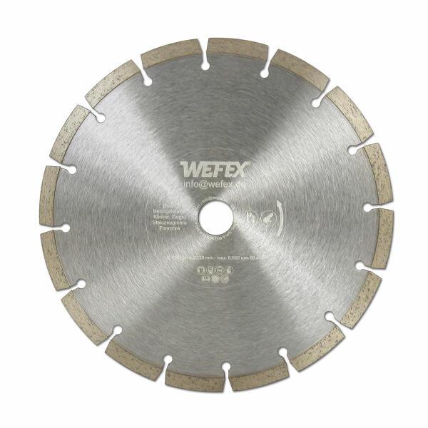 Diamant-Trennscheibe Eco-Beton Ø 150 mm Aufnahme 22,2 mm