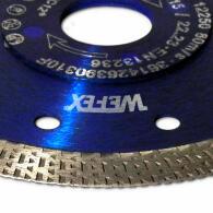 Diamant-Trennscheibe Super-Cut Fliese Ø 115 mm Aufnahme 22,2 mm