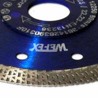 Diamant-Trennscheibe Super-Cut Fliese Ø 125 mm Aufnahme 22,2 mm