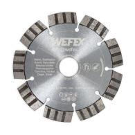 Diamant-Trennscheibe Laser-Turbo Ø 125 mm Aufnahme...