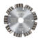 Diamant-Trennscheibe Laser-Turbo Ø 125 mm Aufnahme 22,2 mm