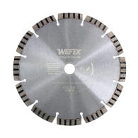 Diamant-Trennscheibe Laser-Turbo Ø 230 mm Aufnahme 22,2 mm